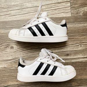 Toddler Boy Adidas Shoes Size 8